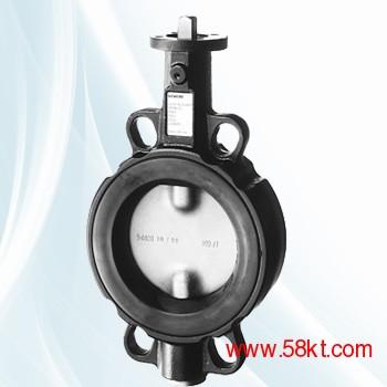 西门子电动蝶阀VKF42.50调节阀