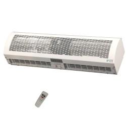 贯流式电热风幕机