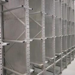 锂电池电极静置区酚醛保温隔板 酚醛保温板, 可以按照尺寸要求定制