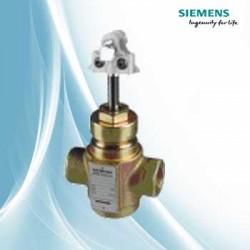 西门子VXI47.40-25三通内螺纹阀, 适用于暖通空调系统中的控制或安全截止阀,适用于闭式和水系统。