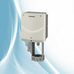 SBX61西门子调节阀执行器, 应用于暖通空调,换热机组,风机盘管机组。