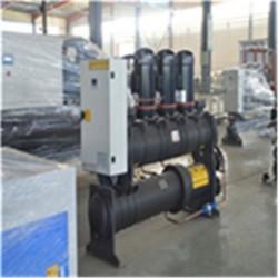 地源热泵水冷模块机组