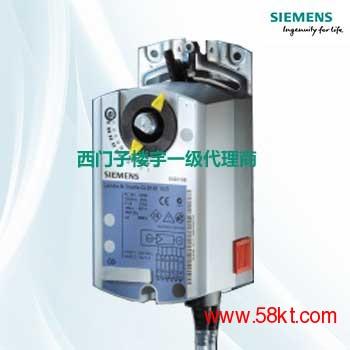 西门子风门驱动器GDB161.1E