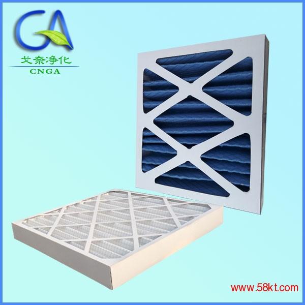 初效纸框过滤器 佳力图机房空调过滤网
