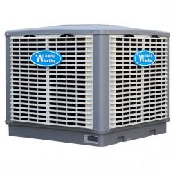 Windking兴阳风王蒸发式冷气机, 全自动车间工厂降温换气设备  无线wifi远程集中控制系统