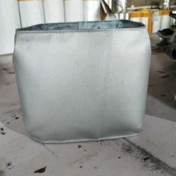硅玻钛金软管, 通风防火软管.排烟排风软管