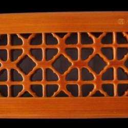 人和新新风系列改性原木装饰风口&风饰面板