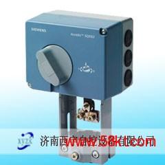 西门子SQX62电动阀门执行器