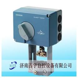 西门子SQX62电动阀门执行器, SQX62,SAX61.03