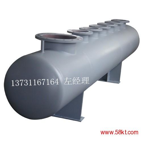石家庄蒸汽锅炉分汽缸分汽包