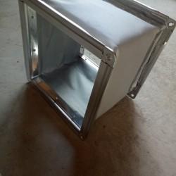 硅玻钛金A级不燃软管