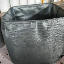 硅玻钛金保温软管/硅玻钛金复合不燃软管