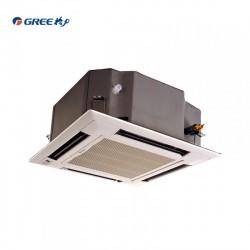 格力5匹吸顶式中央空调 办公室免吊顶空调, 天花吸顶式安装节省空间,可配图颜色与天花一致
