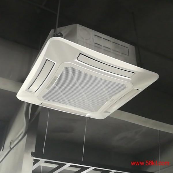 格力5匹吸顶式中央空调 办公室免吊顶空调