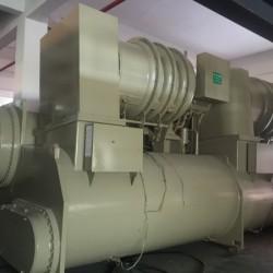 二手中央空调特灵离心式冷水机组, 制冷量:7384kw
