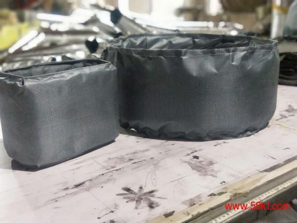 硅玻钛金不燃软管