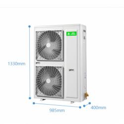 深圳志高5匹 3匹天井机商铺空调