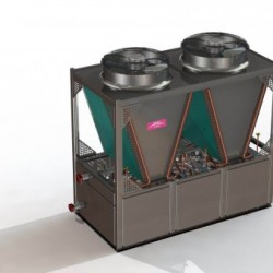 130风冷冷热水模块机组