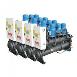 模块化地源热泵机组