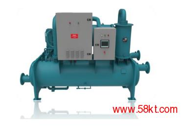 降膜式地源热泵