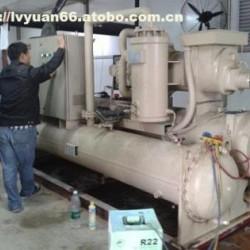 约克中央空调螺杆机组冷水机维修保养