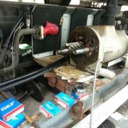 特灵中央空调螺杆压缩机维修保养