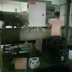 复盛螺杆压缩机保养维修抱轴,维修耐氟线圈