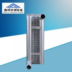 空调机组表冷器  铜管铝翅片表冷器, 表冷器具有结构紧凑、重量轻、工艺先进、性能好、阻力低、承受压