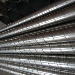 不锈钢焊接管, 成本低,密封性好,易通风,易安装