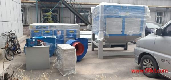VOCs废气处理设备环保设备活性炭吸附箱